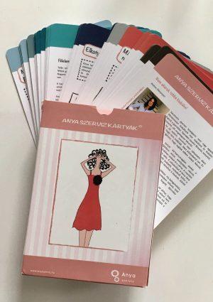 Anya szerviz Kártyák